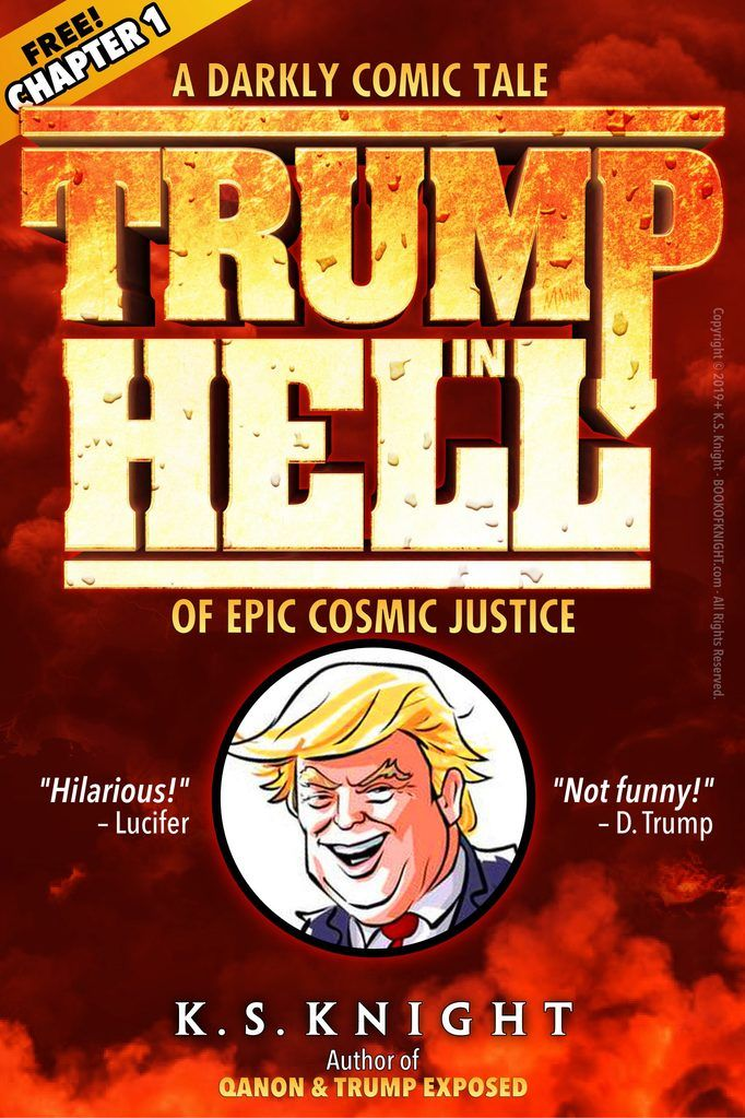 TRUMP IN HELL - Chapter 1 - FREE eBook Download